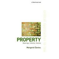 Property: Meanings, Histories, Theories (BOK)