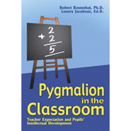 Pygmalion in the Classroom (BOK)