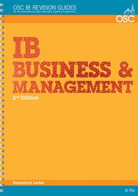 IB Business and Management Standard Level (BOK)