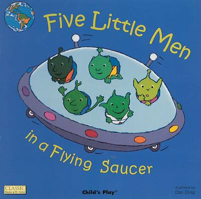 Five Little Men in a Flying Saucer (BOK)