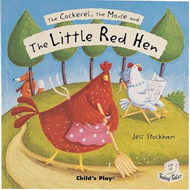 Cockerel, the Mouse and the Little Red Hen (BOK)