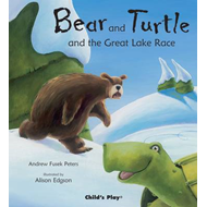 Bear and Turtle and the Great Lake Race (BOK)