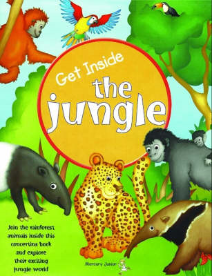 Get Inside the Jungle (BOK)