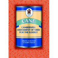 CANE: Camberwell Assessment of Need for the Elderly (BOK)