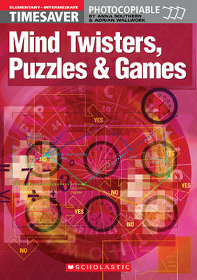 Mind Twisters, Puzzles and Games: Elementary - Intermediate (BOK)