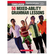 50 MIxed-ability Grammar Lessons (BOK)