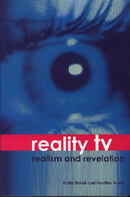 Reality TV - Realism and Revelation (BOK)