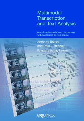 Multimodal Transcription and Text Analysis (BOK)