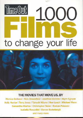 1000 Films to Change Your Life (BOK)