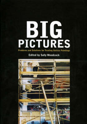 Big Pictures: Problems and Solutions for Treating Outsize Paintings (BOK)