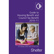 Guide to Housing Benefit and Council Tax Benefit: 2010-2011 (BOK)