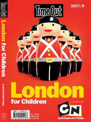 """Time Out"" London for Children: 2007/8 (BOK)"