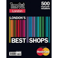 """Time Out"" London's Best Shops (BOK)"