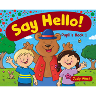 Say Hello Pupil'S Book 1 (BOK)