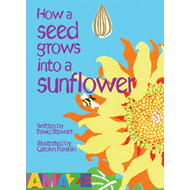 How A Seed Grows Into A Sunflower (BOK)