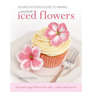 Squires Kitchen's Guide to Making More Iced Flowers (BOK)