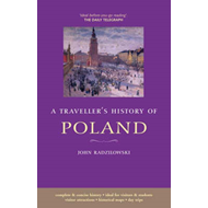 Travellers History of Poland (BOK)