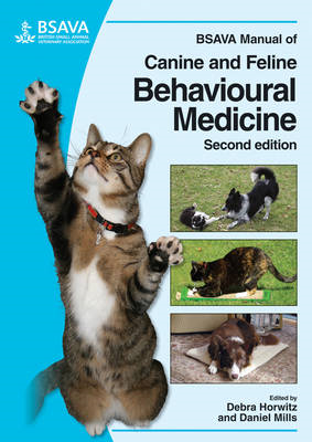 BSAVA Manual of Canine and Feline Behavioural Medicine (BOK)