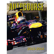Autocourse: The World's Leading Grand Prix Annual: 2013/14 (BOK)