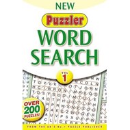 Puzzler Word Search: 1 (BOK)