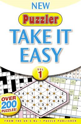 Puzzler Take it Easy (BOK)