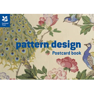Pattern Design Postcard Book (BOK)