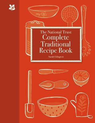 Complete Traditional Recipe Book (BOK)
