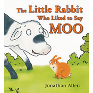 The Little Rabbit Who Liked to Say Moo (BOK)