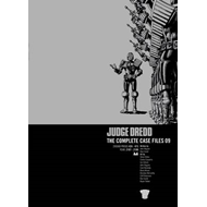 Judge Dredd: v. 9: Complete Case Files (BOK)