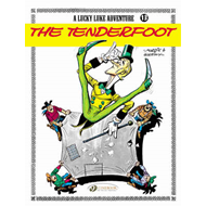Lucky Luke: v. 13: Tenderfoot (BOK)
