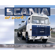 Scania at Work: Lb110, 111, 140 and 141 (BOK)