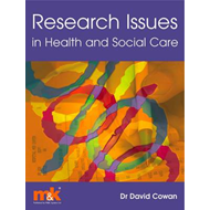 Research Issues in Health and Social Care (BOK)