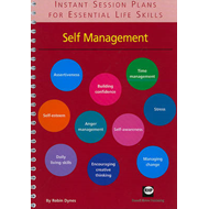 Instant Session Plans for Essential Life Skills: Self Manage (BOK)