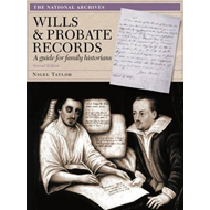 Wills and Probate Records (BOK)