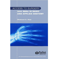 Access to Surgery: 500 Single Best Answer Questions in Appli (BOK)