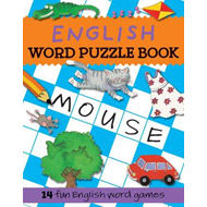 English Word Puzzle Book (BOK)
