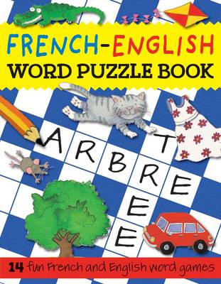 French-English Word Puzzle Book (BOK)
