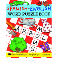 Spanish-English Word Puzzle Book (BOK)
