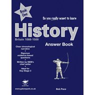 So You Really Want to Learn History: Book 1: Answers (BOK)