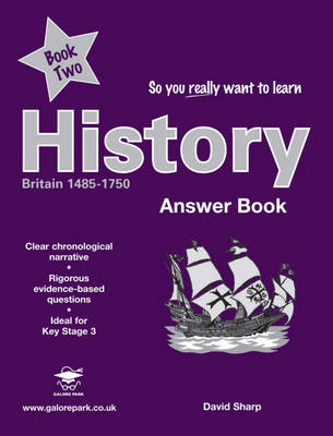 So You Really Want to Learn History: Book 2: Answers (BOK)