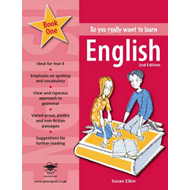 So you really want to learn English Book 1 (BOK)