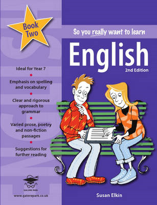So You Really Want to Learn English (BOK)