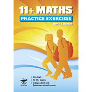 11+ Maths Practice Exercises (BOK)
