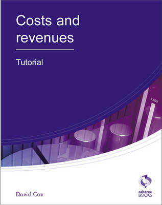 Costs and Revenues Tutorial (BOK)
