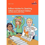 Brilliant Activities for Stretching Gifted and Talented Chil (BOK)