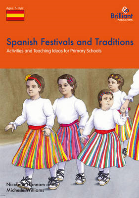 Spanish Festivals and Traditions, KS2 (BOK)