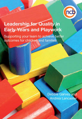 Leadership for Quality in Early Years and Playwork (BOK)