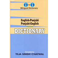 English-Punjabi & Punjabi-English One-to-one Dictionary - Script & Roman (BOK)