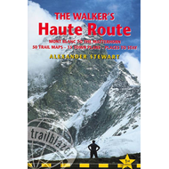 The Walker's Haute Route: Mont Blanc to the Matterhorn (BOK)