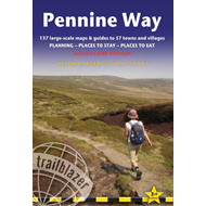 Pennine Way: Edale to Kirk Yetholm (BOK)